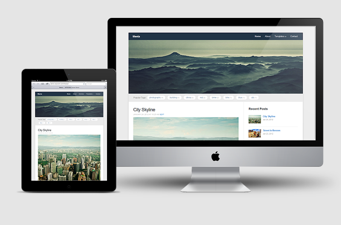 Responsive Design (mobile layout)