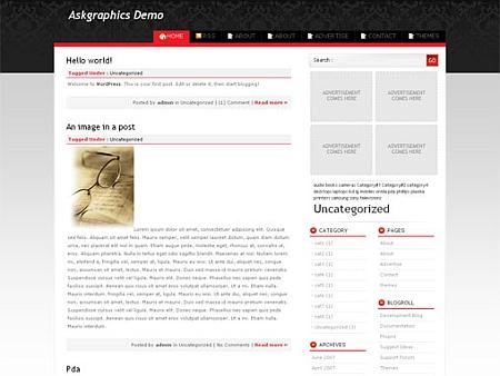 Ücretsiz Premium Magazine Stili WordPress Temaları