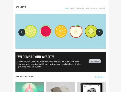 Vimes Theme