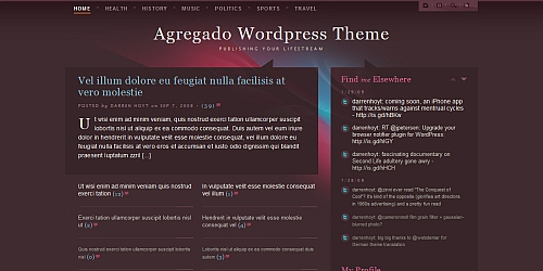 +50 temi WordPress di qualità GRATIS , wordpress risorse  , 9