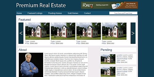 Real Estate Themes WordPress