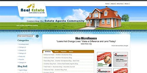 Real Estate Themes WordPress