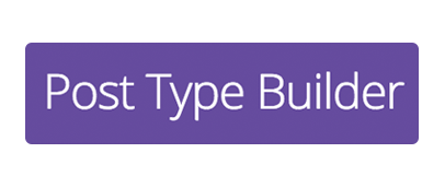 Post Type Builder