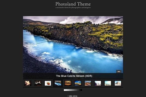 Photoland Theme
