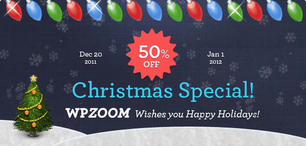 christmas20111 Wpzoom discount coupon codes