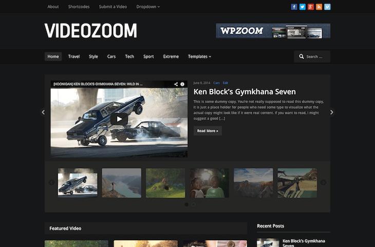 videozoom Theme