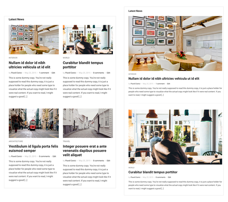 Insight - Minimal Magazine & WooCommerce WP Theme