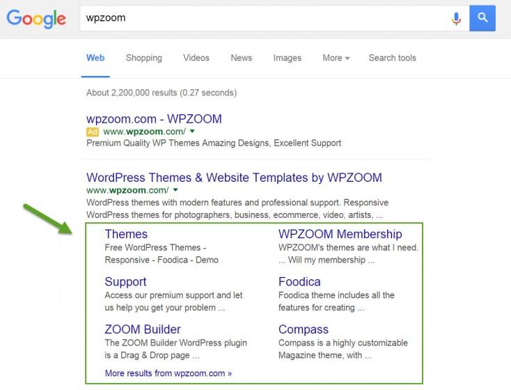 wpzoom-in-google