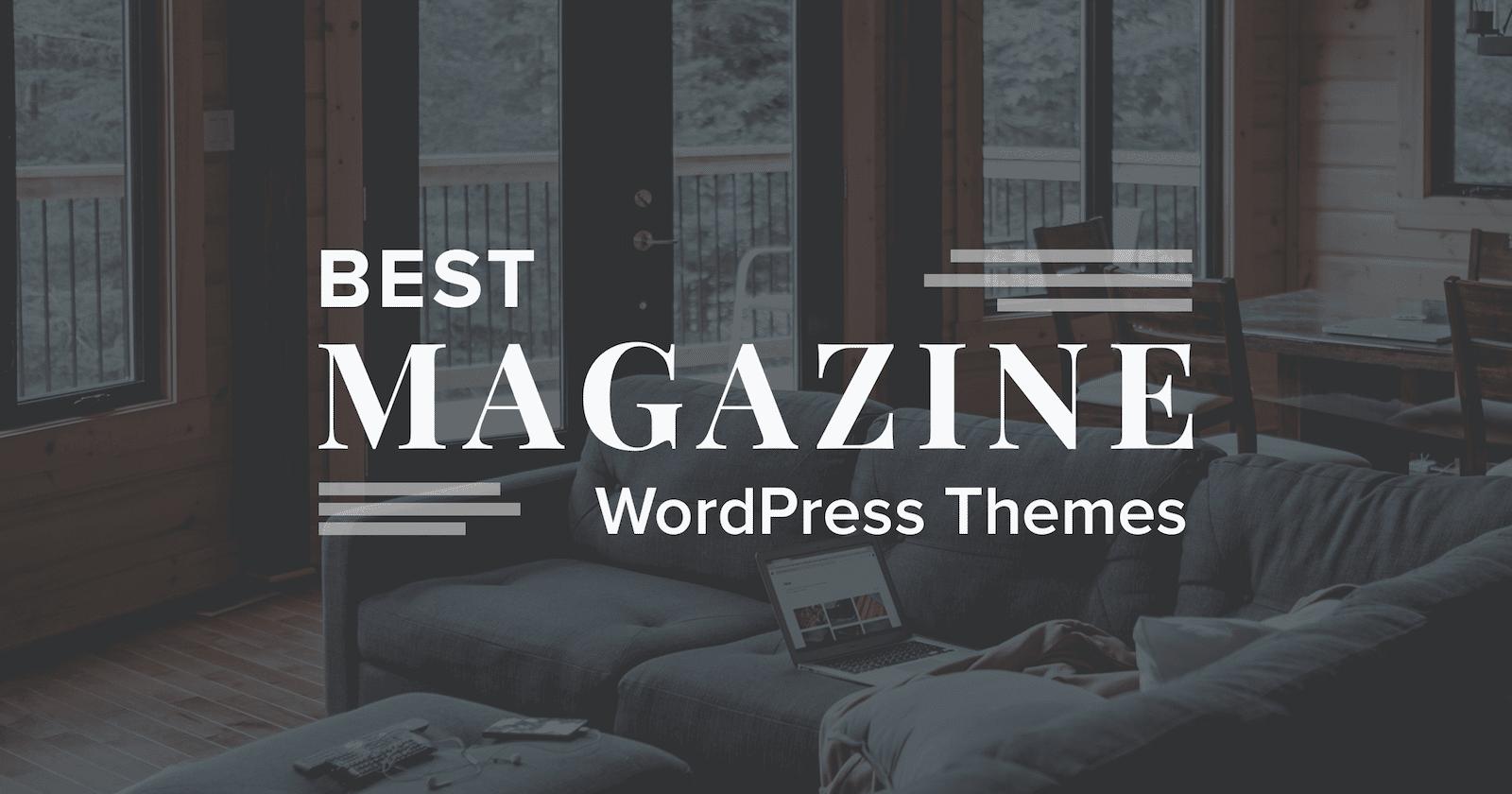 20 best wordpress magazine themes wpzoom
