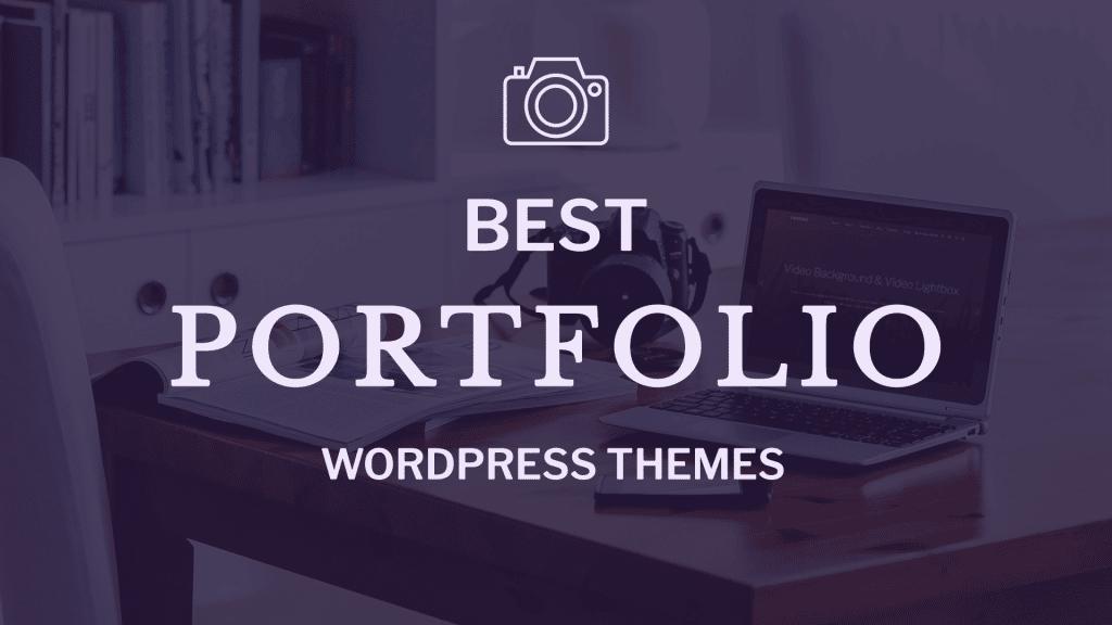 20 very best portfolio wordpress themes for 2018