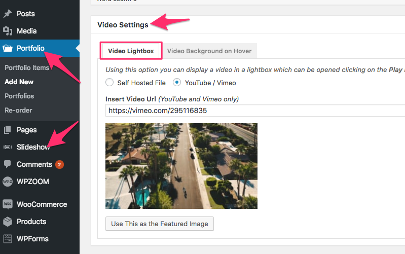 how to make a slideshow video on youtube